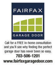 Fairfax Garage Door